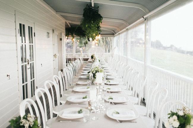 Byronviewfarm cottage dining