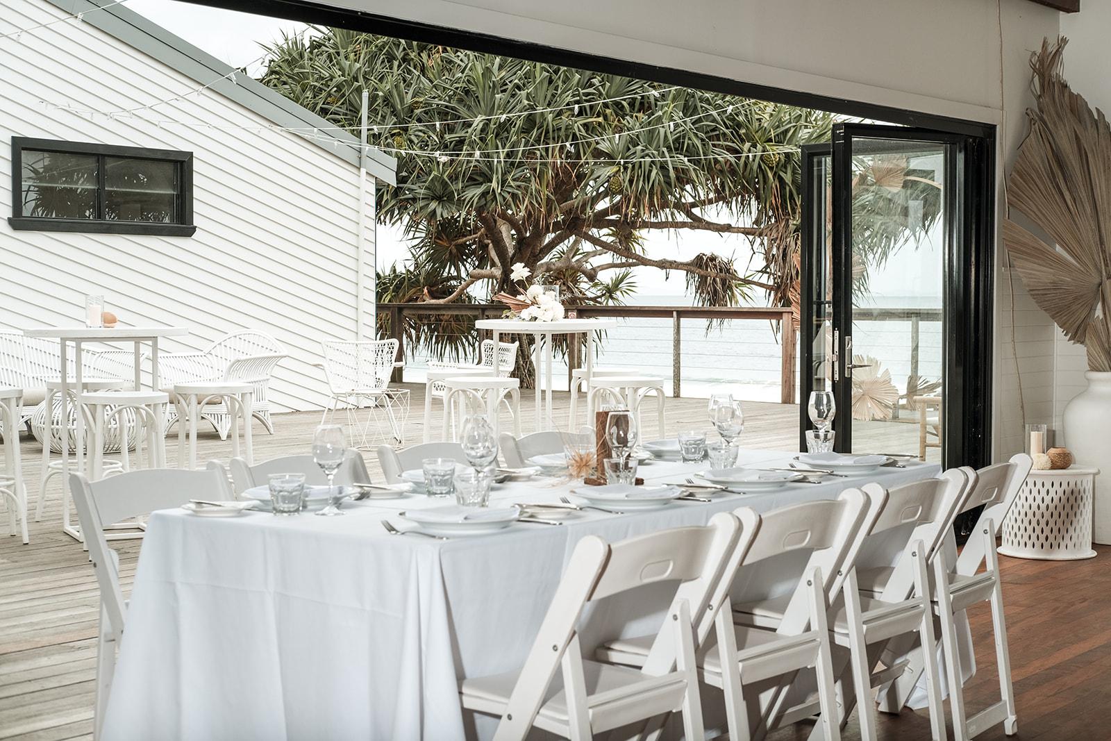 Savvy Wed - Byron Bay Surf Club Wedding Package